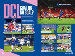 Official Everton Annual 2022 inside2