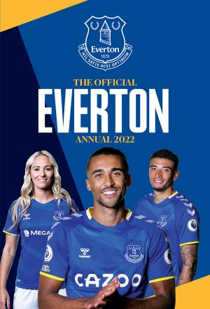 Official Everton Annual 2022
