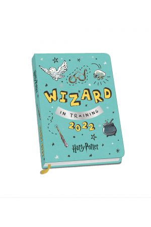 Harry Potter 2022 A6 Diary 3d