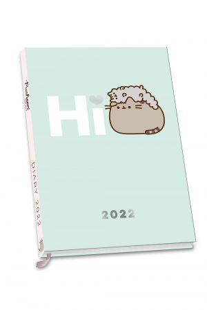 Official Pusheen A5 Diary 2022 3D