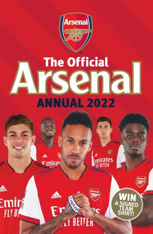 Official Arsenal Annual 2022