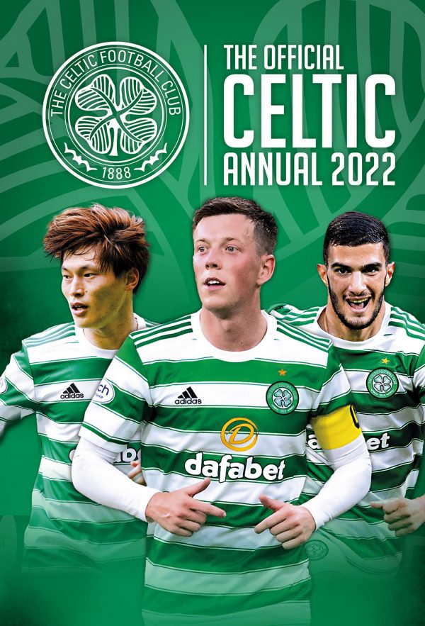 Official Celtic Annual 2022