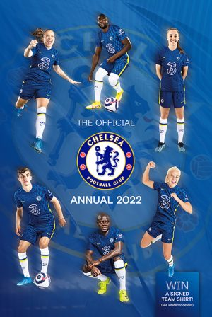 Official Chelsea FC Annual 2022