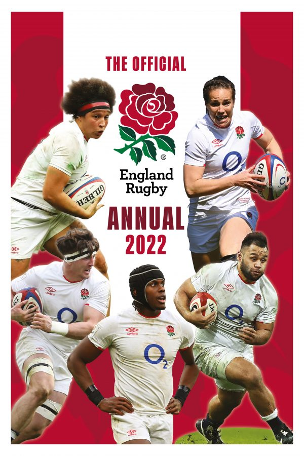 Official England Rugby Annual 2022