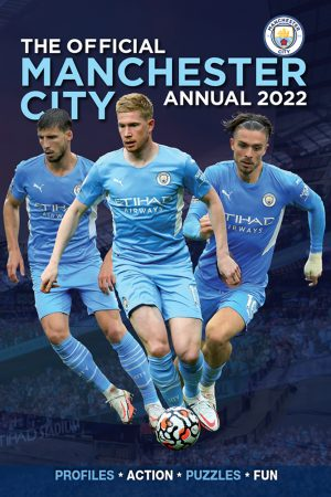 Official Manchester City FC Annual 2022