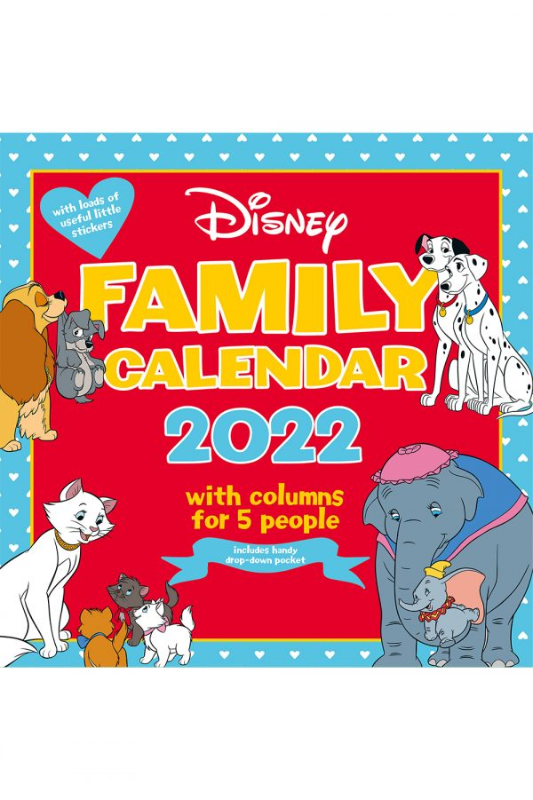 DISNEY-CLASSIC-FAMILY-ORGANISER-2022-main
