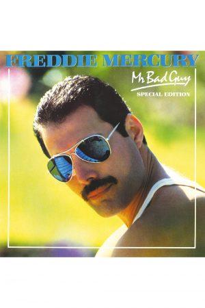Freddie Mercury Collector's Edition 2022 Square Wall Calendar