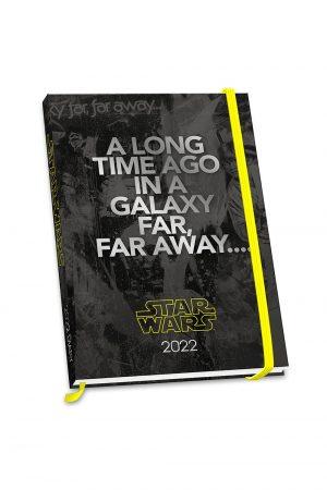 Star Wars 2022 A5 Diary