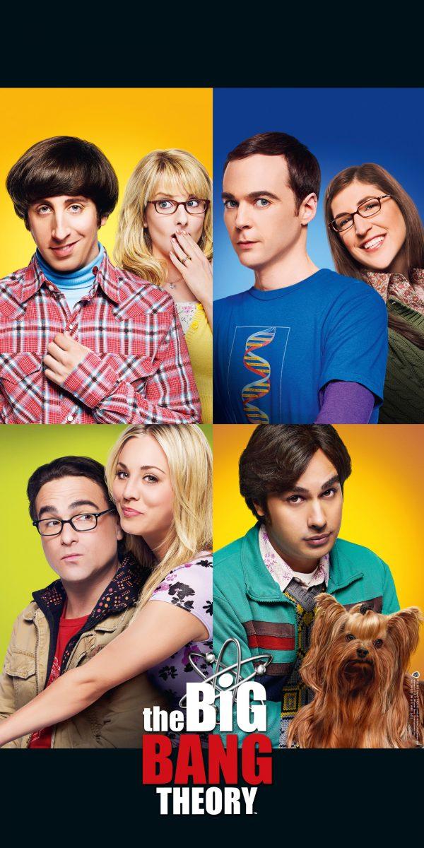 The Big Bang Theory 2022 Square Wall Calendar INS
