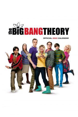 The Big Bang Theory 2022 Square Wall Calendar