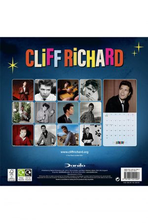 Cliff Richard Collector's Edition 2022 Back