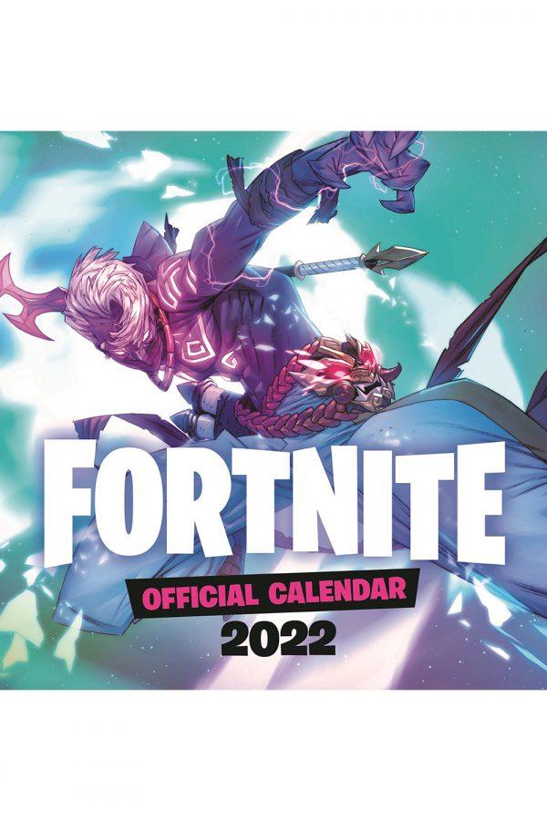 Fortnite 2022 Square Wall Calendar