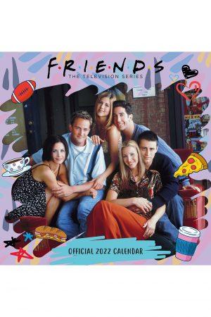 Friends 2022 Square Wall Calendar