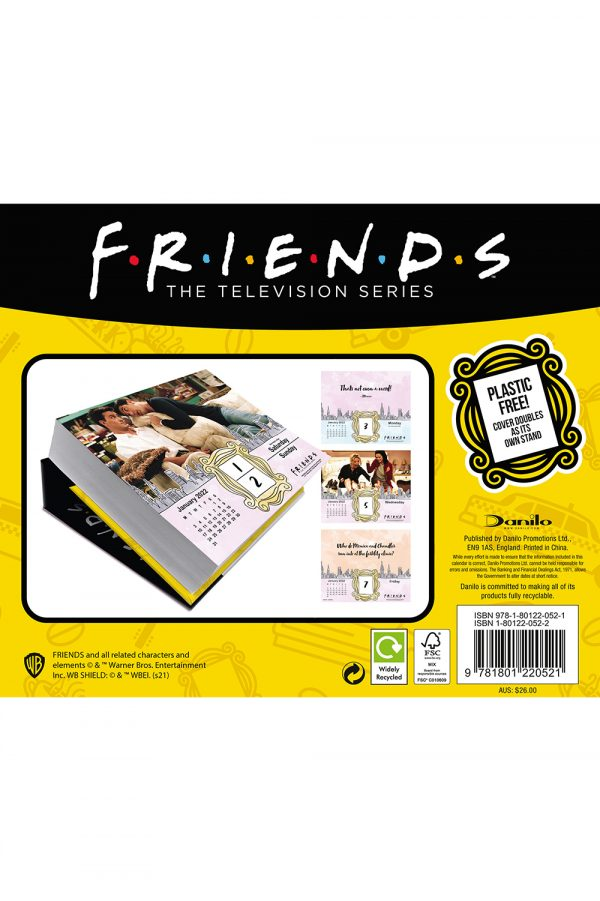 FRIENDS-DESK-BLOCK-CAL-2022-back