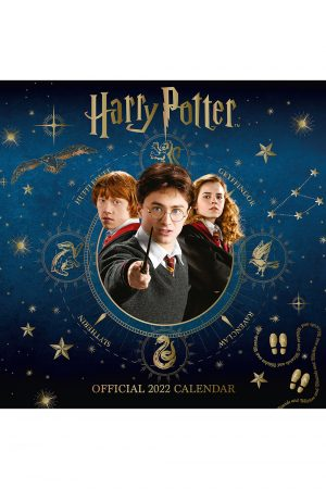 Harry Potter 2022 Square Wall Calendar