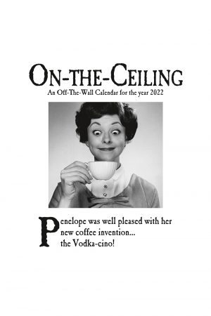 On The Ceiling 2022 Square Wall Calendar