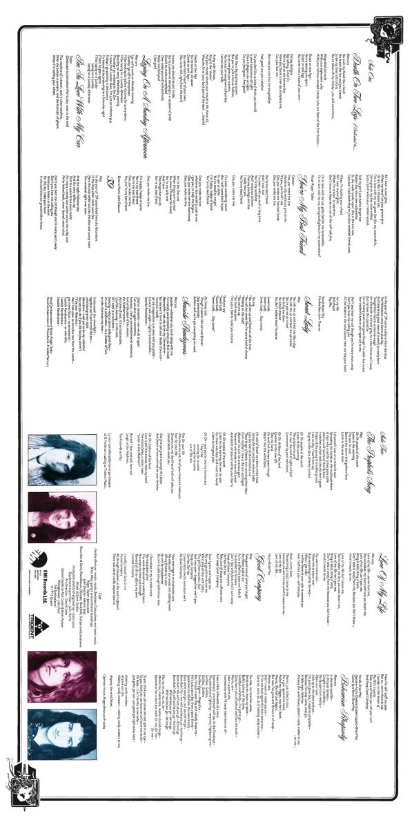 Queen Collector's Edition 2022 Square Wall Calendar