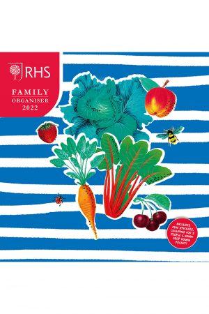 Royal Horticultural Society (RHS) 2022 Family Organiser Calendar