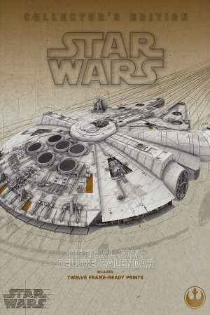 STAR-WARS-DELUXE-A3-CAL-2022