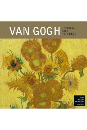 Van Gogh 2022 Square Wall Calendar