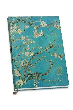 Van-Gogh-2022-A5-Diary-Cover-3D