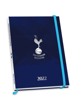 Tottenham-2022-A5-Diary-Cover-3D