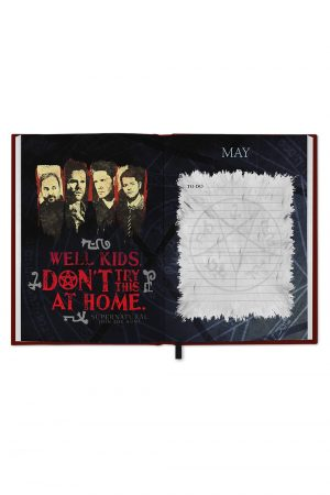Supernatural-2022-A5-Diary-Inside-3D-ins1