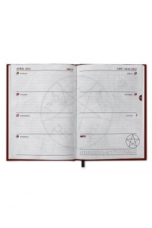Supernatural-2022-A5-Diary-Inside-3D-ins2