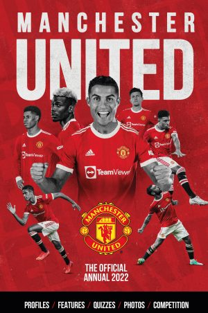 Official Manchester United Annual 2022
