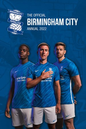 Official Birmingham City FC Annual 2022
