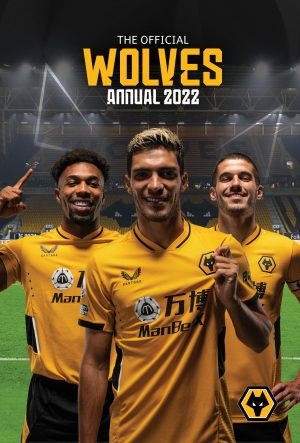 Official Wolves Annual 2022 COVER