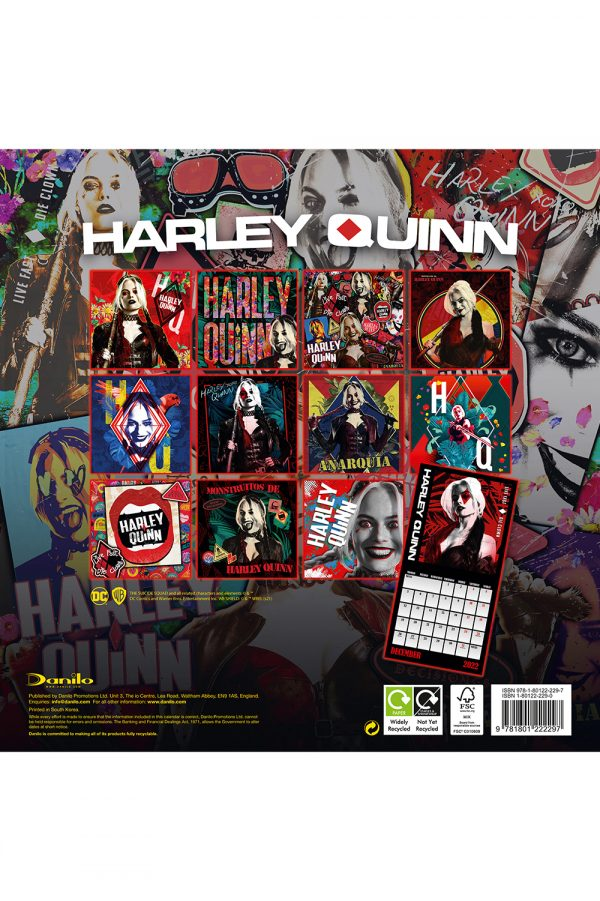 HARLEY-QUINN-12x12-CAL-2022-back