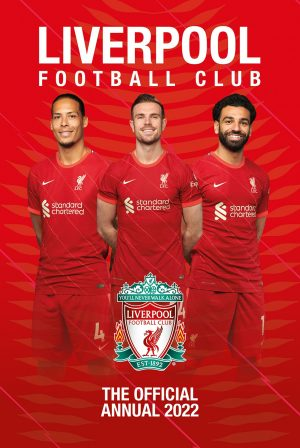 Official Liverpool FC Annual 2022