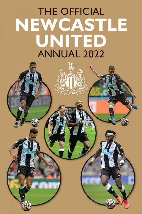 Official Newcastle United Annual 2022