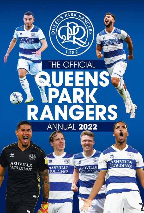 Official Queens Park Rangers Annual 2022