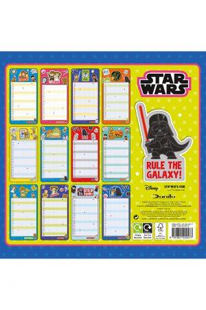 STAR-WARS-FAMILY-ORGANISER-12x12-CAL-2022-back