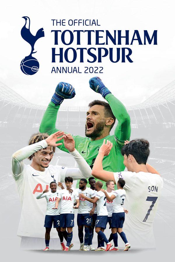 Official Tottenham Hotspur Annual 2022