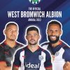 Official West Bromwich Albion Annual 2022