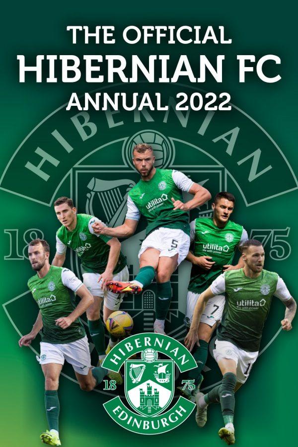 Official Hibernian FC Annual 2022